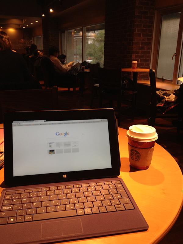 Surface Pro 2 の電源がはいらなくなったときのこと。