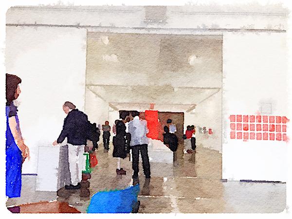 サン・アドの創立50周年記念展覧会にいってきた。